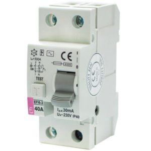 Prúdový chránič EFI6-2 40/2/003-AC