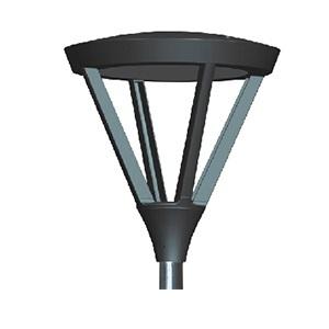 parkové LED svietidlá